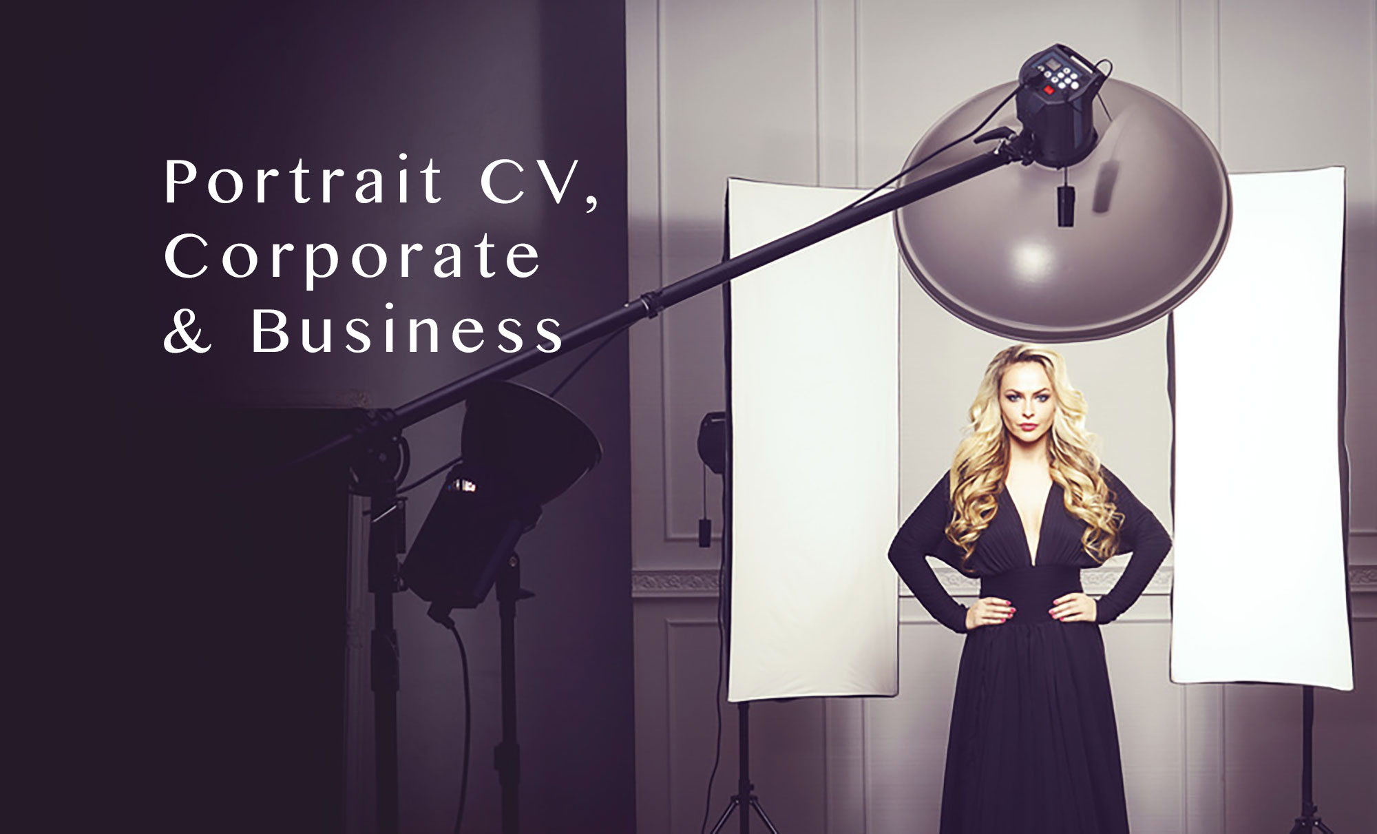 portrait cv  corporate et business